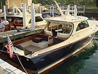 Hinckley boat