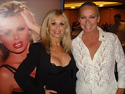 Cathy st. george august 82 playmate and me