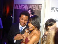 Terrence howard and michelle williams
