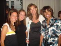 Rebecca besser, meredith marks, gale gottlieb and robin robinson