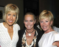 Chicago link productions' brenda sexton, me and suzie glickman