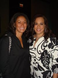 Donna grant and juanita jordan