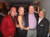 Greg hyder, me, bill zwecker and jim smith