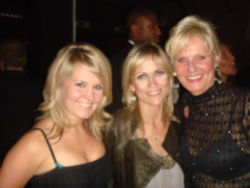 Jen patterson, kelly mulqueeny and kathy piccone
