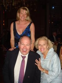 Susan and bruce mcarthur and judge anne burke