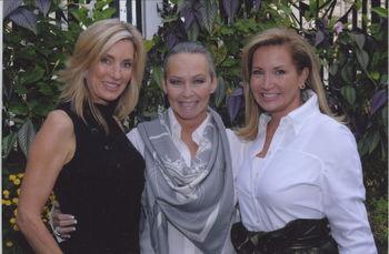 Lynn mcmahan, me and shauna montgomery