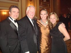 Nick o'keefe, chuck, me and linda novick o'keefe
