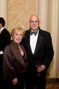 SC President Bonnie Rickard and her husband Jack