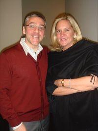 1 Narrator Michael Halberstam and my host, Leslie Hindman