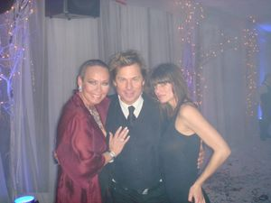 Me with Kato Kaelin and friend