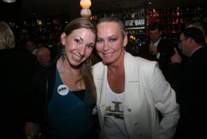 Angela Rose and me