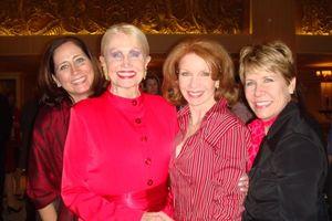 Jean Antoniou, Hazel Barr, Shery Dyer and Susan Elfson 3