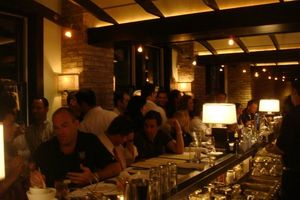 1 - busy bar scene at Prime 112