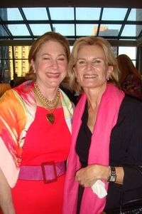 Holly Barr and Astrid McKinnon