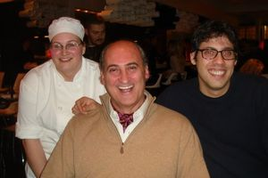 Tocco - sous chef michelle peiguss, bruno abate and chef martino fabrizio