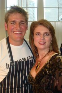 Blog 14 - Chef Curtis Stone Take Home Chef and Christine Ott