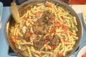 Blog 31 - Michelle Bernstein's fabulous pasta dish
