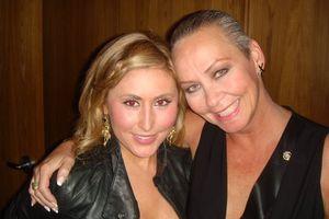 Blog 35 - Celeb TV's Kelli Zink and me