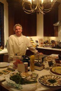 Blog 12 - Caterer Bill Gorman