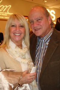 Blog 18 - CS Magazine's Howard Sims and wife Laura