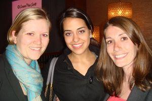 Blog 16 - Erica Mann, Erika Goeckner and Joffrey's Elizabeth Feste
