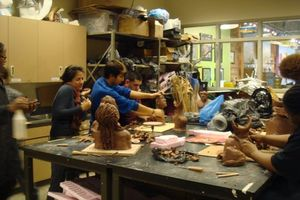 Gallery - Ceramics class