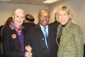 Blog - Hazel Barr, Macy's Ralph Hughes and Brenda Sexton