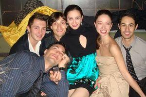 Blog underground - Joffrey dancers at Underground