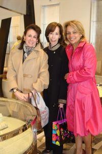 Blog 10 - Ann Waters, Helen Melchior and children's book author Kathy Lidbury