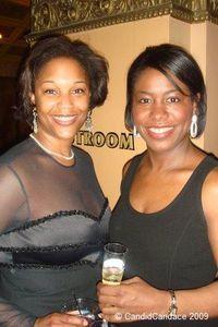 Blog 21 - Angela Flenoy of Sara Lee and Sharon Ford