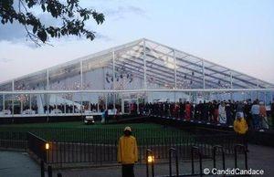 Blog 13 - Dining Pavilion in Grant Park