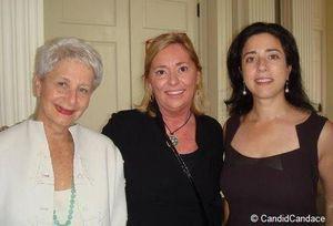 Blog 3 - Gail Elden, Cynthia Holbrooke and Dana Hokin