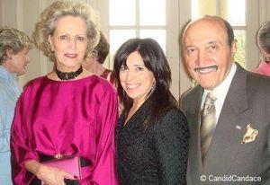 Blog 4 - Geri Shute, designer Maria Pinto and Tony Rossi