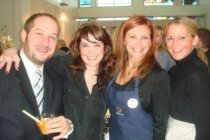 Blog 36 - Tommy Kane, Amanda Puck, Meredith Miller Elliot and Liza Sweitzer