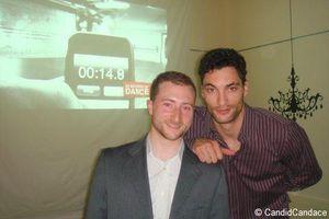 Blog 1 - 30 Seconds of Dance creators Sasha Fornari and Fabrice Calmels