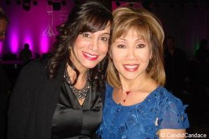 Blog 9 - Show producer Tracey Tarantino and MC, Linda Yu