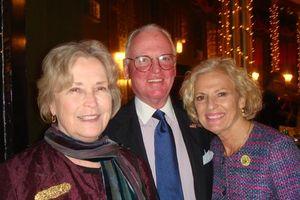 Blog 5 - Grace Barry, Alderman Ed Burke and Judge Ann Burke