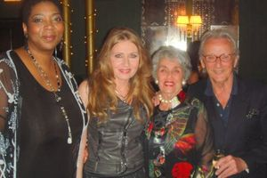 Blog 2 - Lynne Jordan, Donna, Boots Nathan and Victor Skrebneski