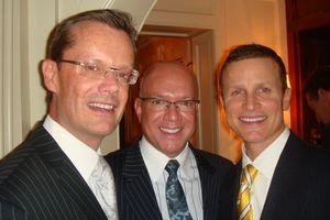 Blog 10 - David Brandt, CS Man of Style Greg Hyder and Craig Hogan