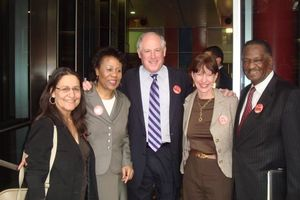 Gallery - Governor Quinn, Jackie Taylor and dignataries