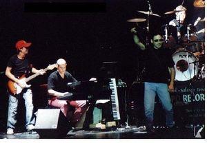 Ramiro Burgos pic of band