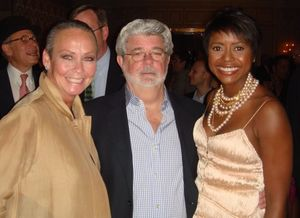 Blog 1 - Me, George Lucas and Mellody Hobson