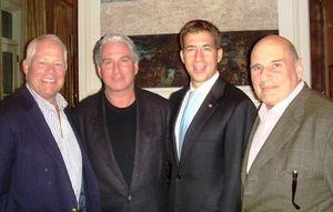 Blog 3 - Chuck, Jerry Lasky, Alexi and Bob Golant