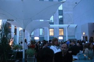Blog 4 - Roof crowd scene