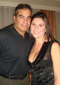 Simona Groza and Dennis Garcia