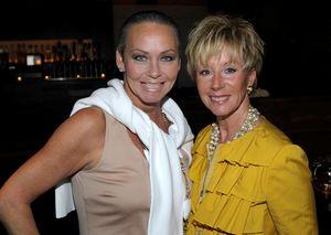 Gallery - Me and co-host Suzie Glickman