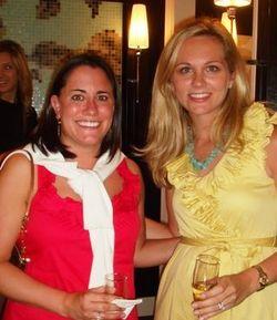 Blog 4 - Emily Blinn and Kristin Shea of Chicago Home & Garden Magazine