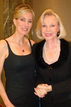 Blog - Lynn McMahan and Mamie Walton