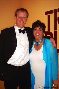 Blog 5 - Ed Smith and gala co-chair Maureen Dwyer Smith