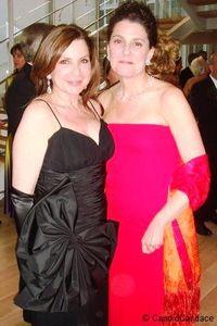 Blog 10 - Kate Gaynor and Chris Long in Oscar de la Renta
